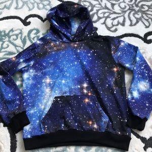 Other - Boys galaxy sweatshirt